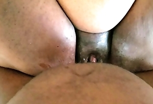 BUBBLE BUTT ASS GRANNY FUCKED AND CREAMPIE