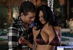 Hard Sex On Cam Fro Busty Horny Housewife (ava addams) video-08
