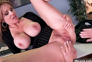 Hawt and Mean Lesbians - Disciplinary Action Part One with Julia Ann &amp_ Olivia Austin- free video