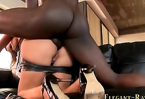Oomph maid banged bbc