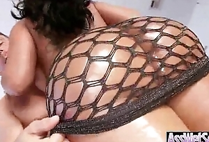 Criminal Girl (kiara mia) With Beamy Round Oiled Butt Take Moneyed Unfathomable cavity In Her Ass  clip-16