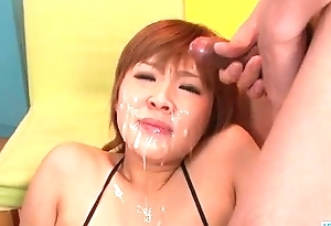 Rough toy porn with oral be required of nasty Rinka Aiuchi - More at Javhd.net
