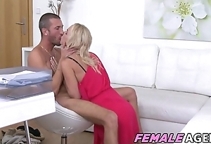 Italian Stud Fucks Hard With an increment of Fast Starring Luca With an increment of Vinna Reed