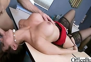 Chunky Round Breast Woman (reena sky) Get Banged In Office clip-28
