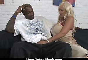 Horny overprotect can't live without black monster cock 7