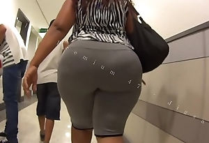 Candid Big Booty Sizzle Butt Culo Brazil Shutters Curvy Pawg BBW Botheration Premium 47m