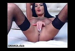 BDSM Ahead to me fuck my cunt with fingers and dildo