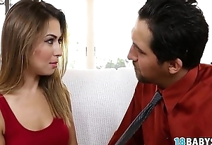 Superb Young Babysitting Cum-hole Having Sex