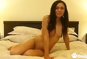 Ugly MILF Gets Totally Naked On Webcam