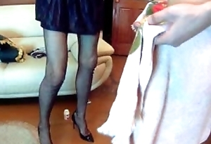 russian tranny blowjob
