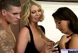 Intercorse With Hungry For Sexual intercourse Bigtits Housewife (leigh lezley) video-22